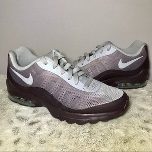 🆕NEW Nike Air Max Invigor in Print Port/ Wine 6.5